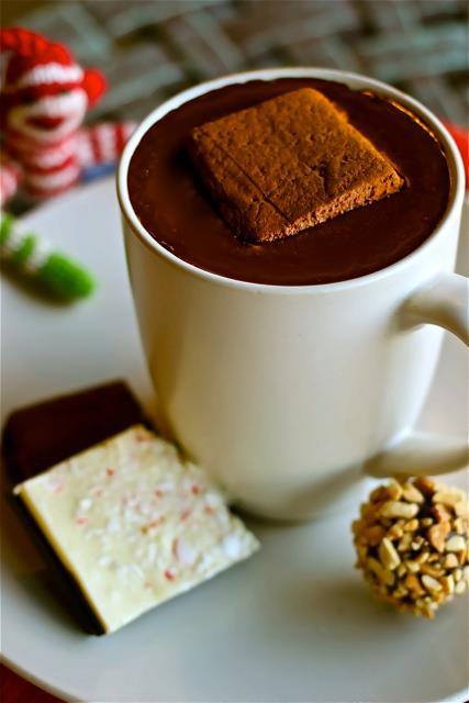 Real Hot Chocolate!